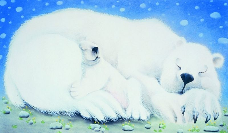Sleeping Bear Dunes by Mackenzie Thorpe