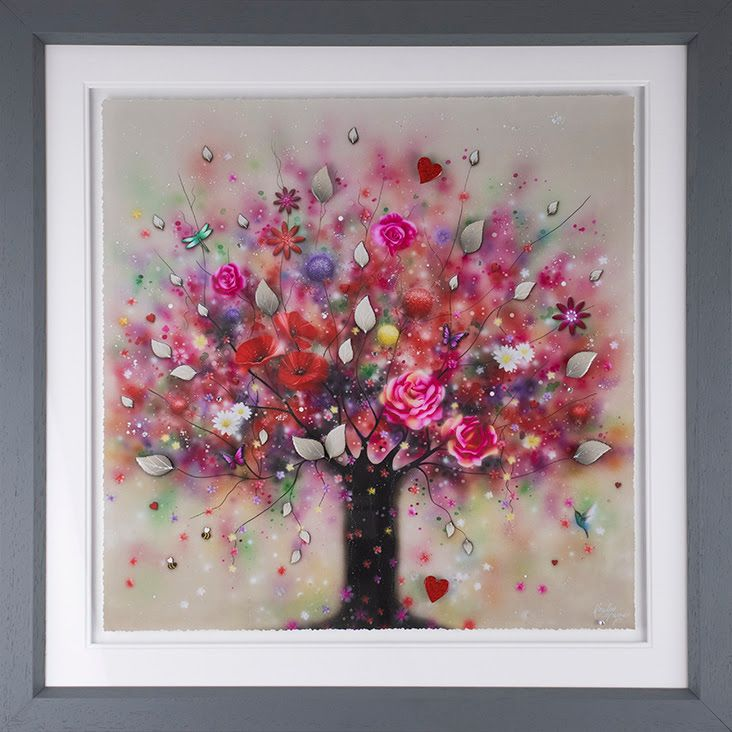 Some Kind Of Beautiful - Artist Proof - Framed by Kealey Farmer