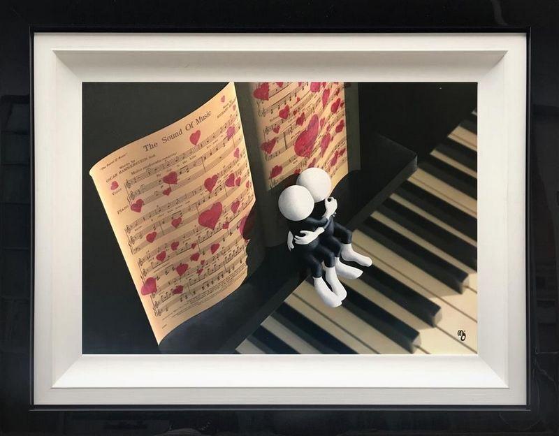 Sound Of Music - Original - Framed by Mark Grieves