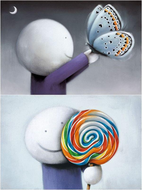 Spread Your Wings and Lollipop Lollipop (Set)