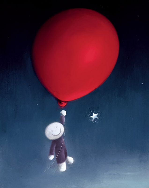 Star Gazer by Doug Hyde