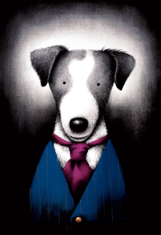 Suited And Booted by Doug Hyde