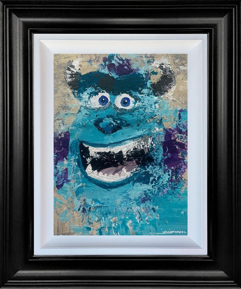 Sully - Original - Black Framed by Jessie Foakes