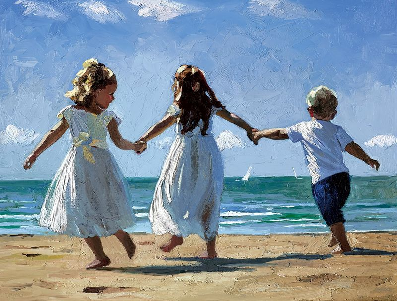 Sunkissed Memories - Board Only by Sherree Valentine Daines