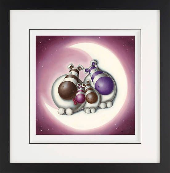 Sweet Dreams Are Made Of This - Framed by Peter Smith