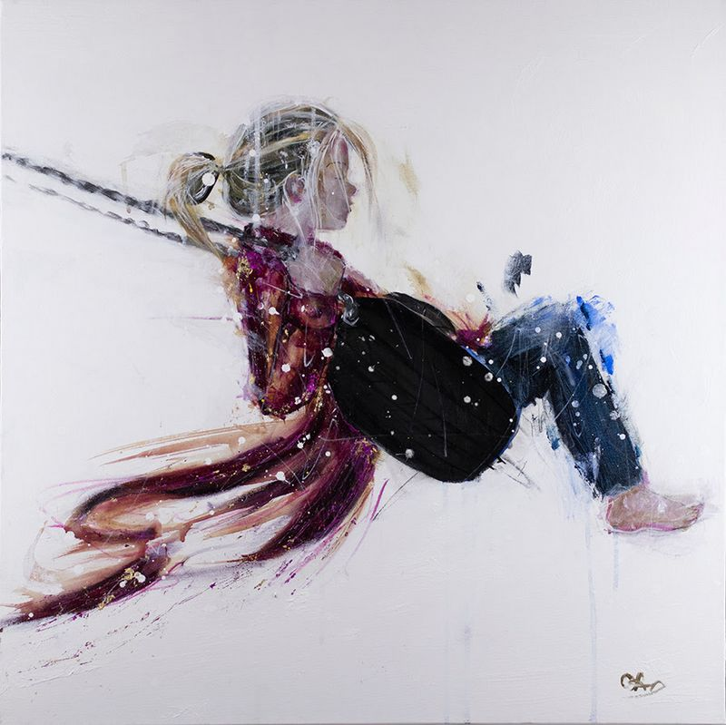 Swing by Carly Ashdown