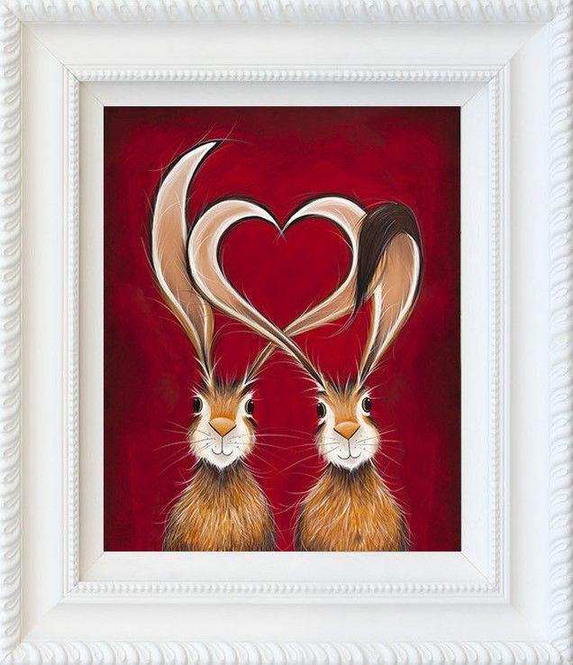 Take Hare of My Heart by Jennifer Hogwood