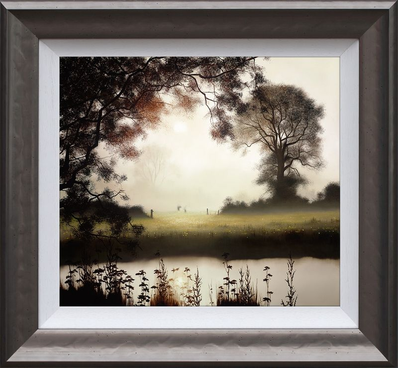 The Best Of Times - Framed by John Waterhouse