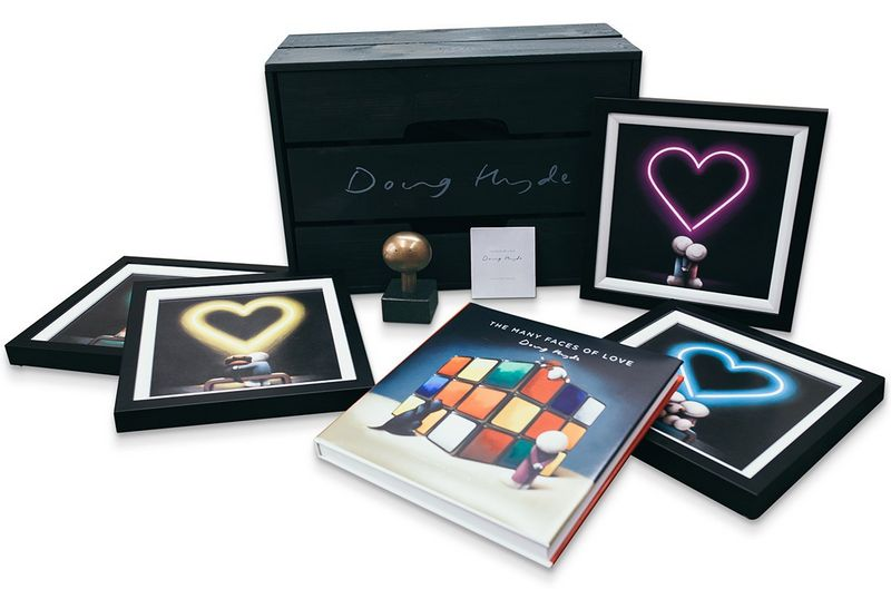 The Box Of Love - Box Set by Doug Hyde