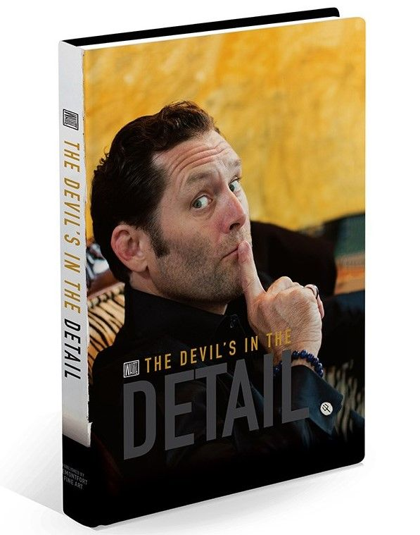 The Devils In The Detail - Book by Todd White