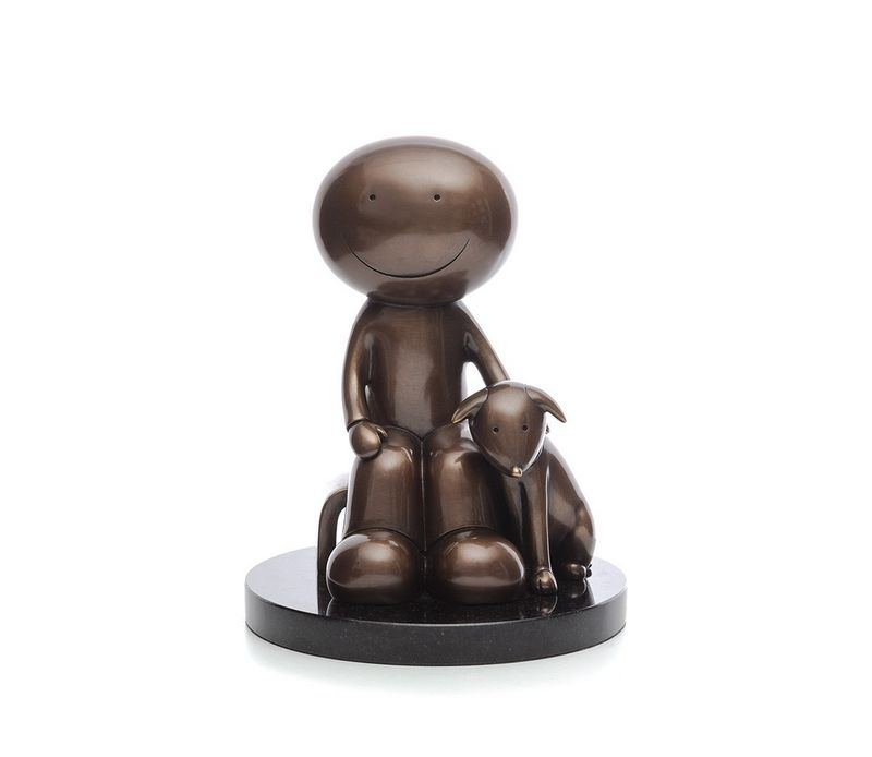 The Great Outdoors - Bronze - Bronze by Doug Hyde