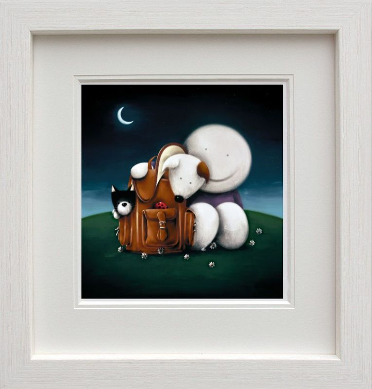 The Great Outdoors - Picture - White - Framed by Doug Hyde