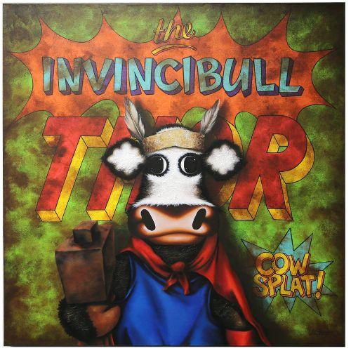 The Invincibull Thor by Caroline Shotton