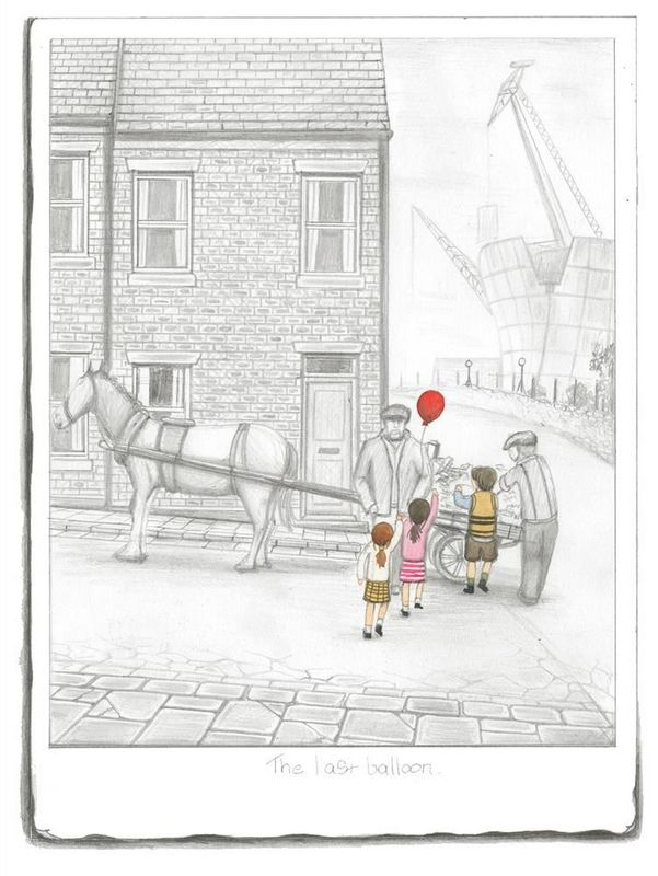 The Last Balloon by Leigh Lambert