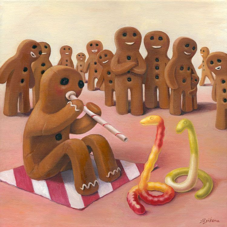 The Little Charmer by Sarah Jane Szikora