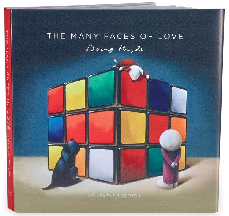 The Faces Of Love by Doug Hyde