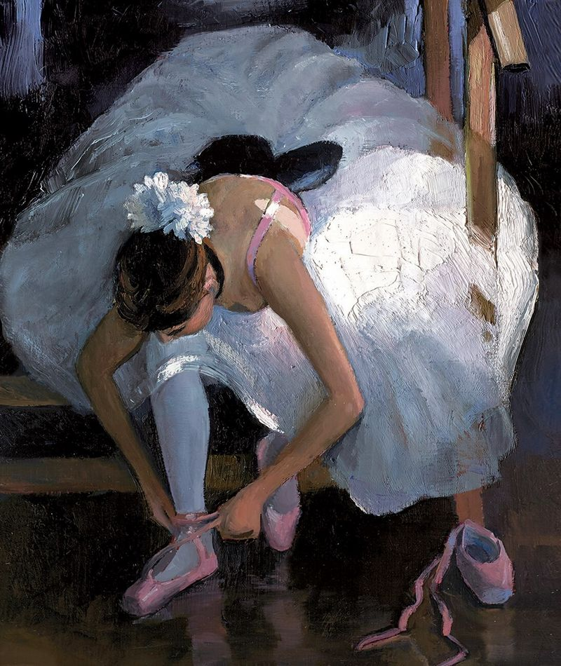 The Pink Slipper by Sherree Valentine Daines