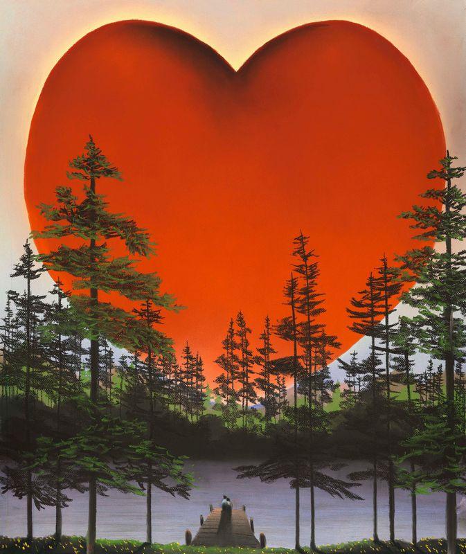 The Power Of Love by Mackenzie Thorpe