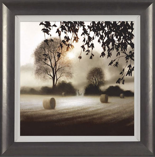 The Way Ahead - Framed by John Waterhouse