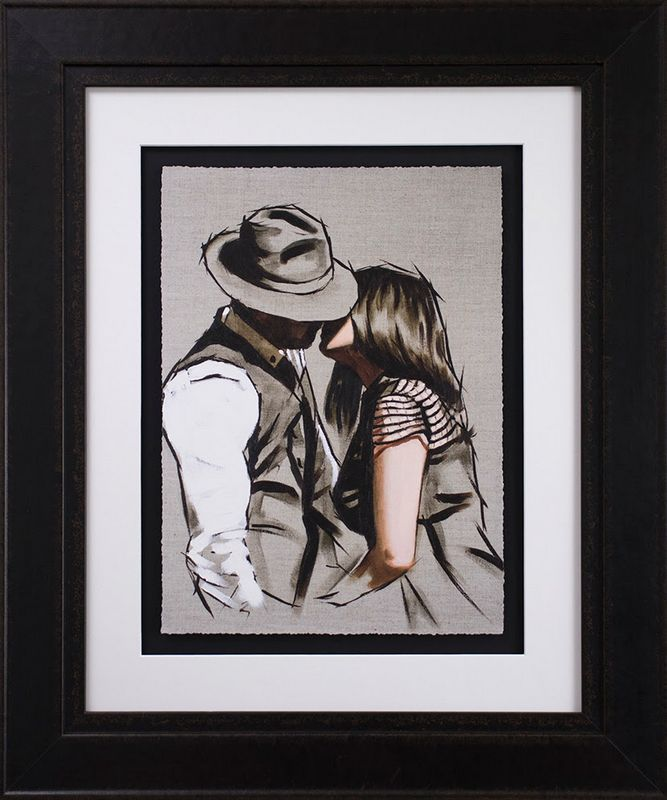This Love II - Artist Proof - Framed by Richard Blunt