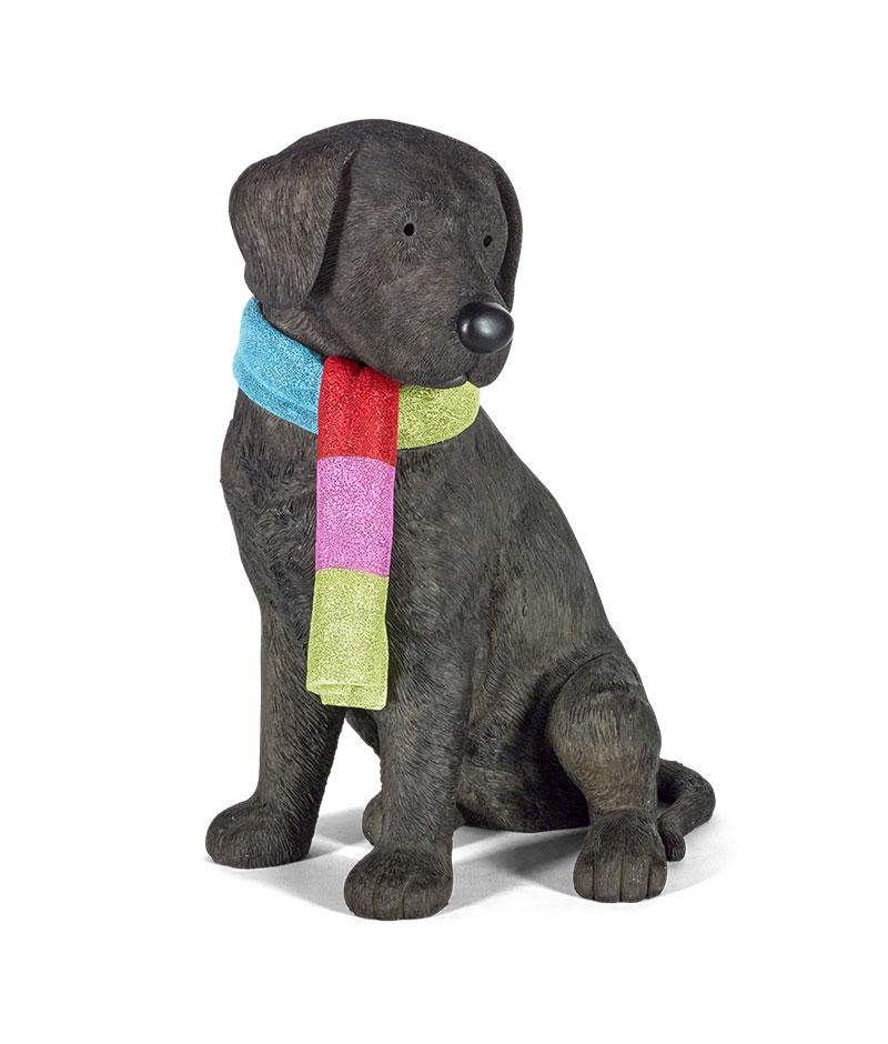 Top Dog - Sculpture  by Doug Hyde