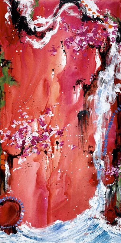 Trilogy Of Wonder III - Red by Danielle O'Connor Akiyama