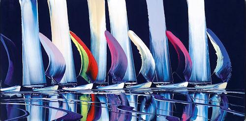 True Colours - Box Canvas