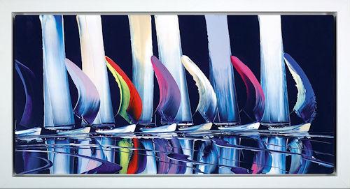 True Colours - Framed