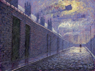 Under a Northern Sky - Mounted by Alexander Millar