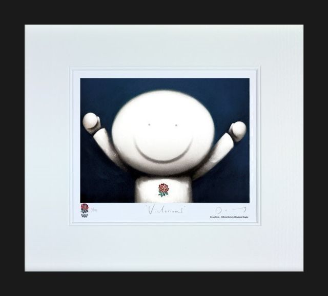 Victorious - Black Framed by Doug Hyde