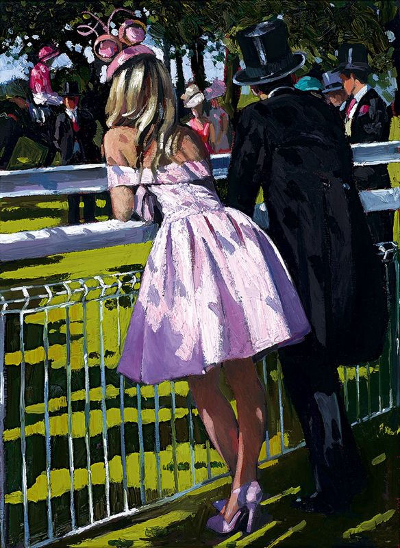 Visions In Pink by Sherree Valentine Daines