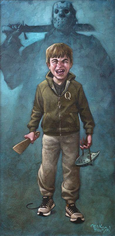 Voorhee's A Jolly Good Fellow - Mounted by Craig Davison