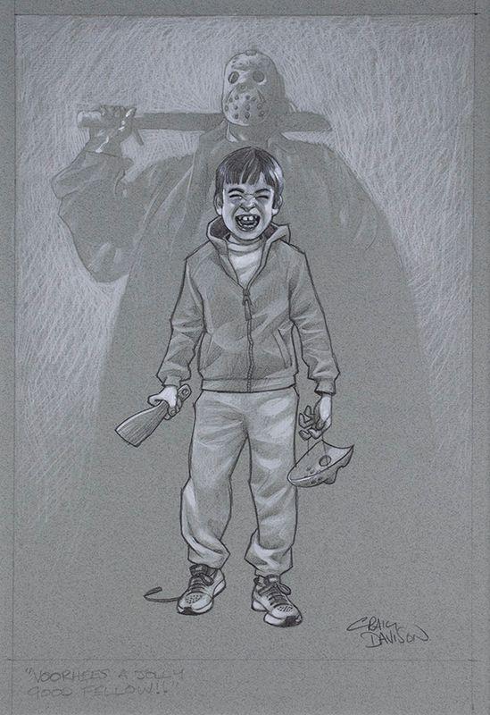 Voorhee's A Jolly Good Fellow by Craig Davison