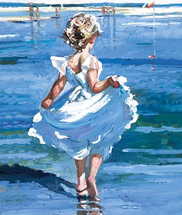 Walking The Shallows by Sherree Valentine Daines