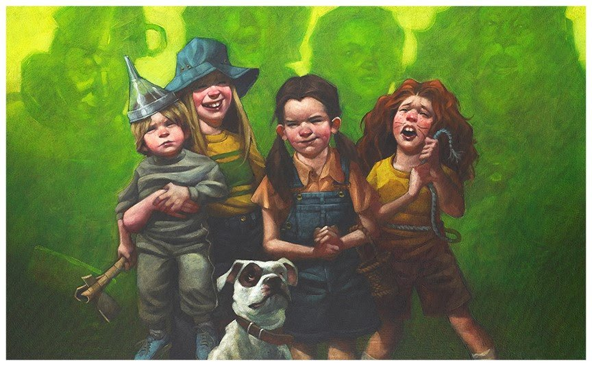 We're Off To See The Wizard (Wizard of Oz) by Craig Davison