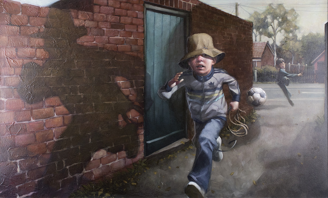 Whip It, Whip It Good - Mounted by Craig Davison