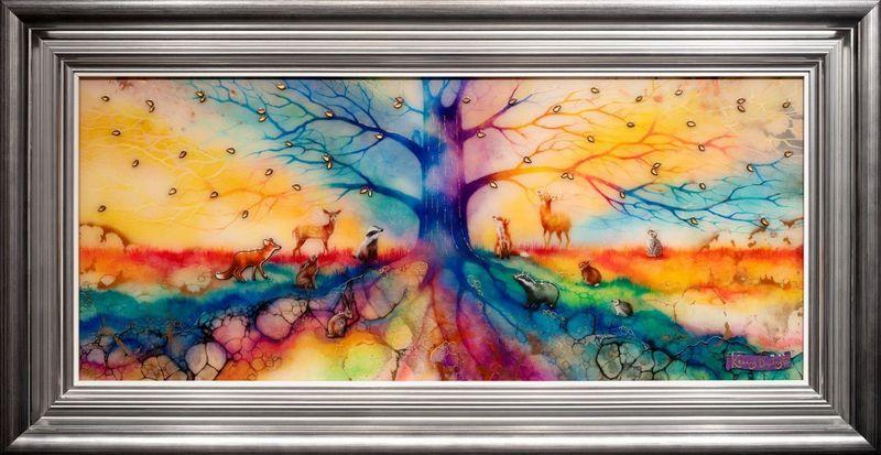 Whispering Tree by Kerry Darlington