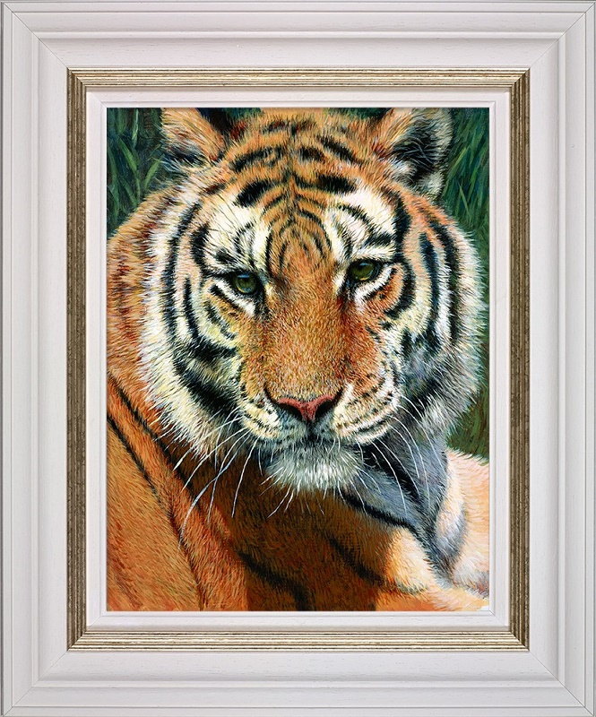 Wild Thing - Framed by Tony Forrest