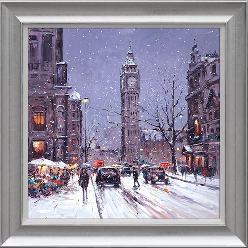 Winter Palace - Framed