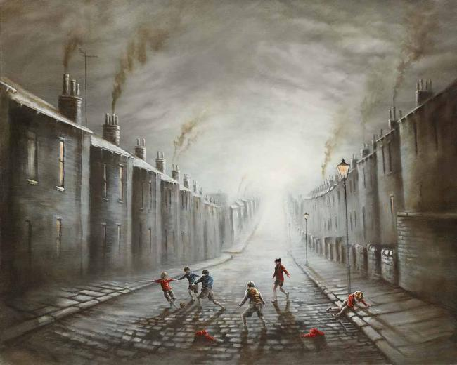 Jumpers For Goalposts by Bob Barker