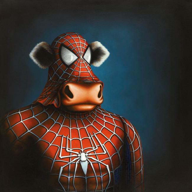 Spidermoo by Caroline Shotton