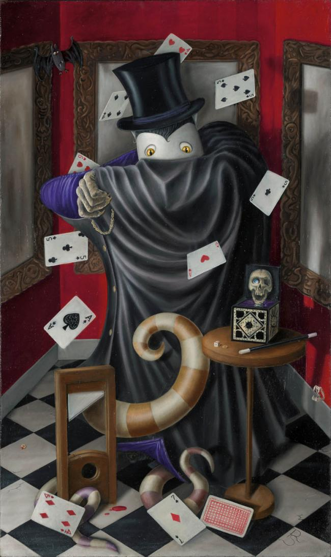 Mysterious Count Carpathian Von Porl by Peter Smith