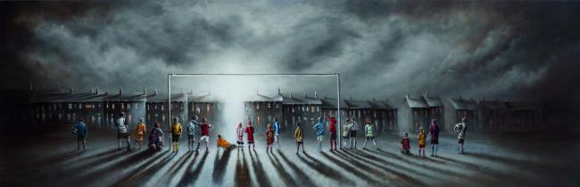 The Passion by Bob Barker