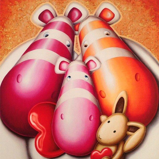 We love You by Peter Smith