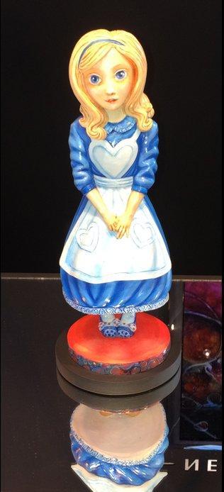 Alice In Wonderland by Kerry Darlington