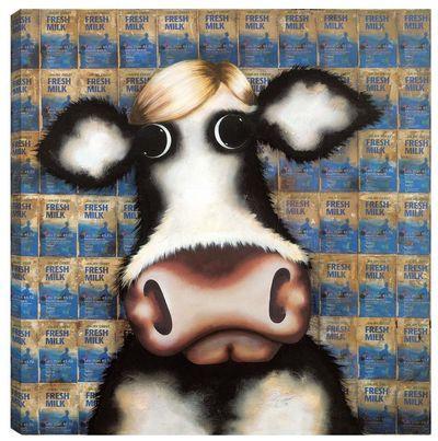 Milk Cartons - Homage To Warhol