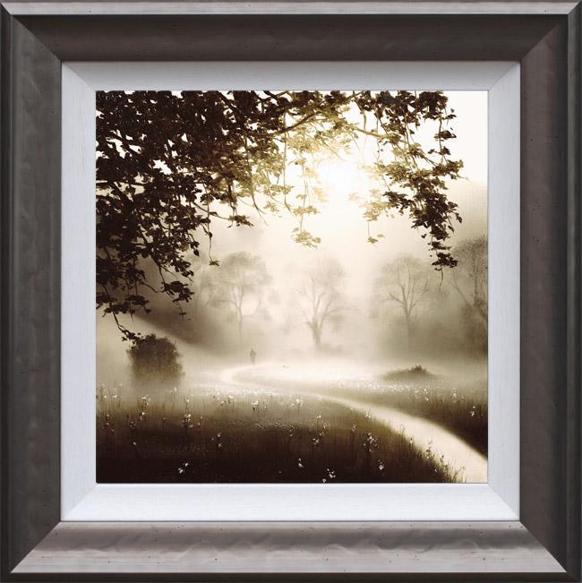 The Chosen Path - Framed by John Waterhouse