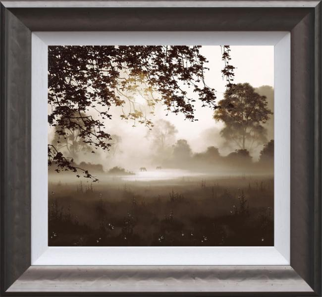 Dawn Companions - Framed by John Waterhouse