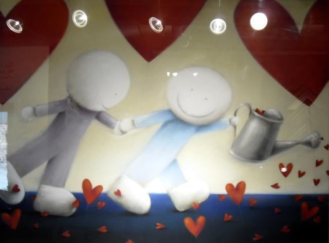 Love Keeps Growing - Original by Doug Hyde