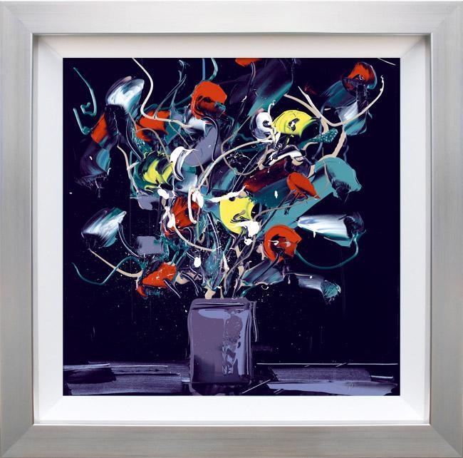 Wild Flowers I - Framed